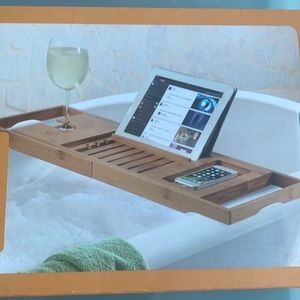 Bambusi Collection Bath Caddy